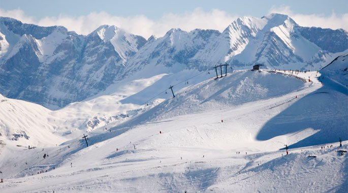 Formigal protagoniza un v deo de epic tv y sirve de for Jardin de nieve formigal
