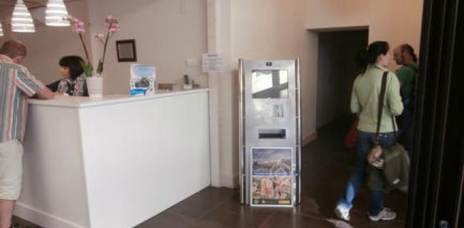 La oficina de turismo de a nsa aument las visitas en for Oficina de turismo amsterdam