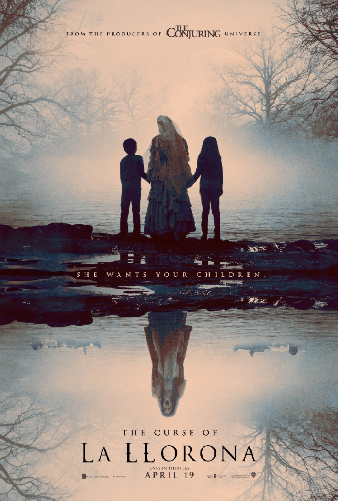 Cartel de la película La Llorona