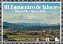 La Puebla de Castro Encuentro de Labores 2019