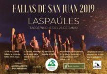 Las Paúles fallas 2019