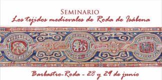 Seminario Los tejidos medievales de Roda de Isábena