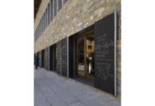 Pizarras exteriores en el edificio del Centro de Ciencias (Foto: CCPP)