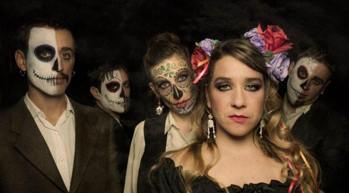 Imagen promocional del espectáculo sobre Frida Kahlo (Foto: Servicio especial)