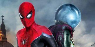 Fotograma de la película Spiderman. Lejos de casa