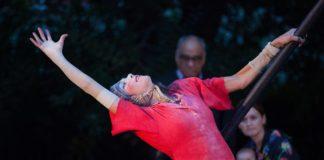Rojo, el espectáculo de Mireia Miracle (Foto: Servicio especial)