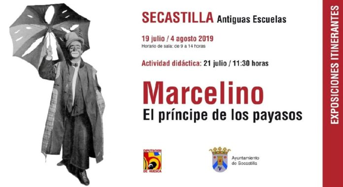 Exposición en Secastilla