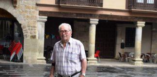José Lacambra, el último carbonero de Ribagorza (Foto: Angel Gayúbar)