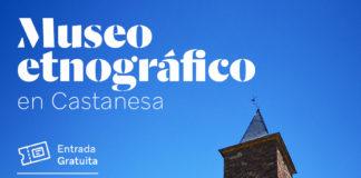 Cartel informativo del Museo Etnográfico de Castanesa