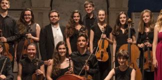 Atlántida Chamber Orchestra, la formación que cierra Clásicos en la Frontera (Foto: Servicio especial)