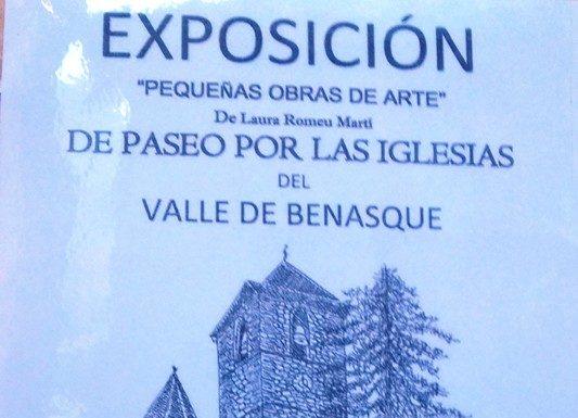Benasque de paseo por las iglesias del Valle de Benasque