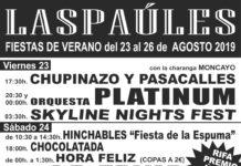 Laspaúles Fiestas