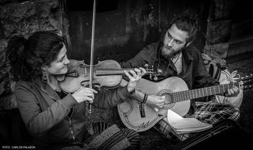Música celta en Benasque