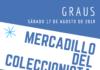 Mercadillo Coleccionista Graus 2019