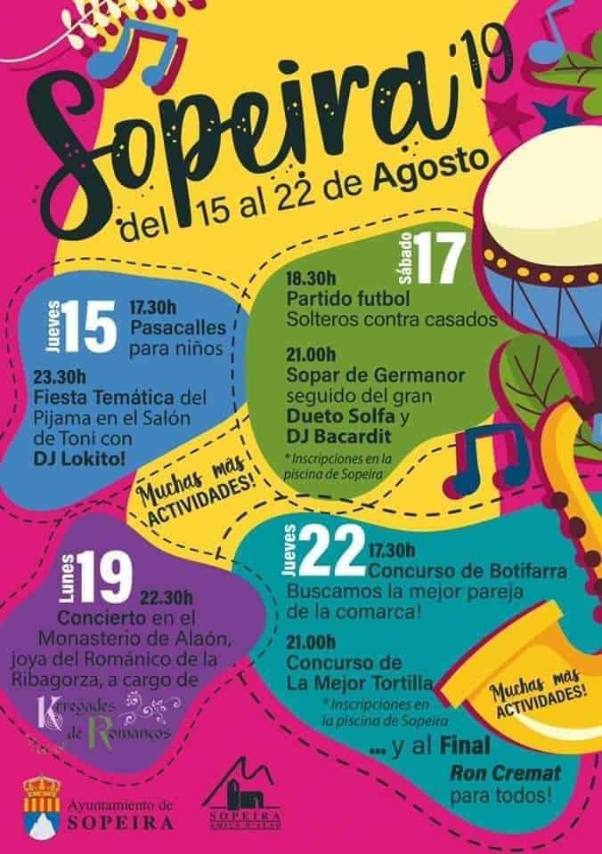 Sopeira Fiestas