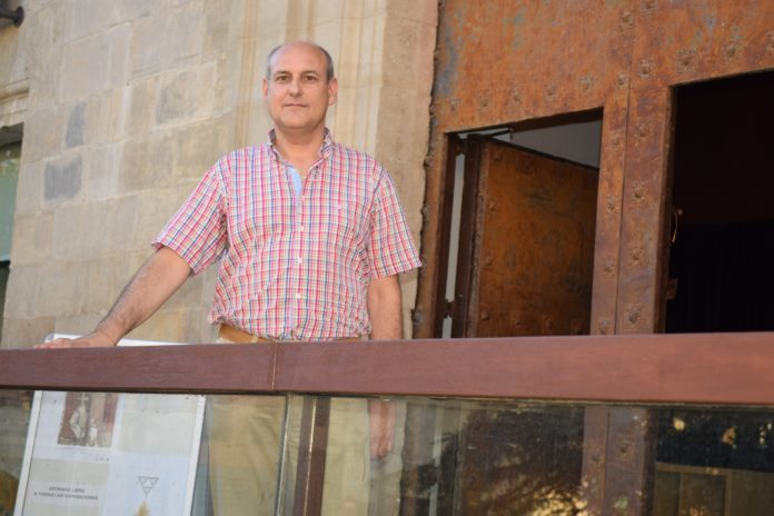 Eduardo Pueyo Salamero (Foto: Angel Gayúbar)