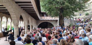Concierto de Hugo Bolívar en Graus (Foto: Carlota Mur)