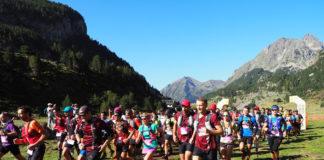 Primer tramo de la carrera en la edición de 2018 (Foto: Servicio especial)
