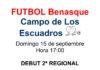 Benasque Vuelve el fútbol a la Alta Ribagorza