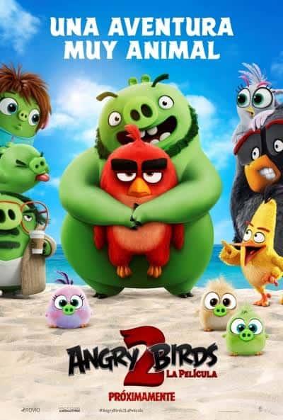 Cartel de la película Angry Birds 2