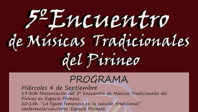 Encuentro Músicas del Pirineo 2019