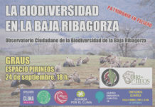 Graus Charla sobre la biodiversidad