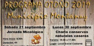 Montanuy programa cultural de otoño 2019