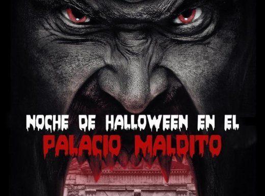 Benasque - Halloween en el palacio maldito día 30