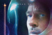 Cartel de la película Ad Astra