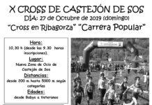 Castejón de Sos - CARTEL X CROSS CASTEJON DE SOS