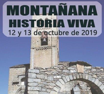 Montañana. recreación histórica