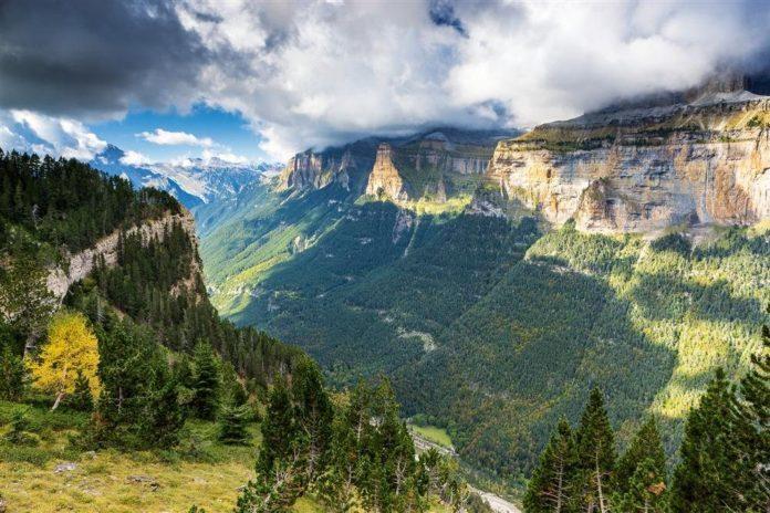Vista del Parque Nacional de Ordesa (Foto: Servicio especial)