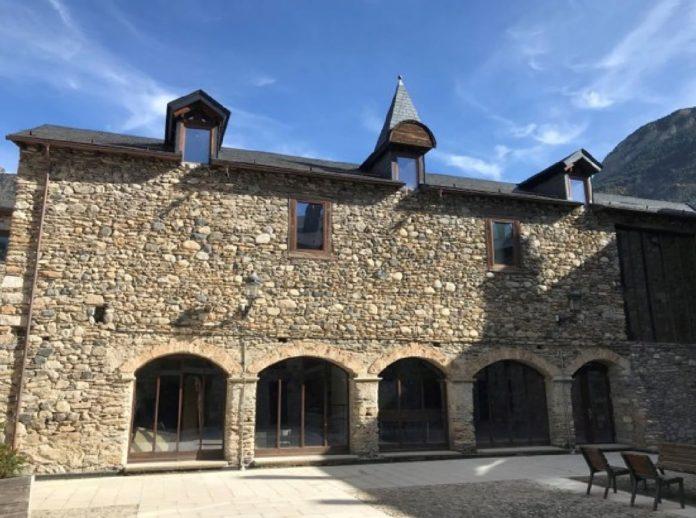 La Borda Albar acogerá el nuevo espacio museístico benasqués (Foto: Angel Gayúbar)