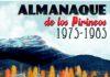 Portada del Almanaque de los Pirineos en su edición de 2020