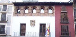 Ayuntamiento de Graus (Foto: Angel Gayúbar)
