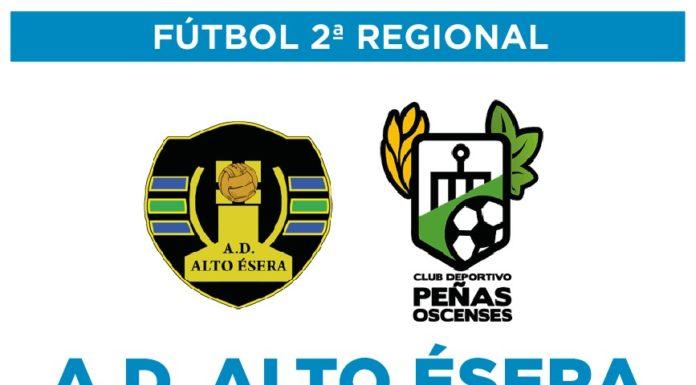 Benasque. fútbol segunda regional día 10