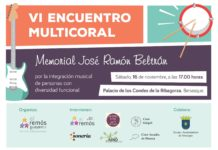 CARTEL VI ENCUENTRO MULTICORAL