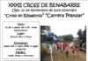 Cartel anunciador del Cross de Benabarre
