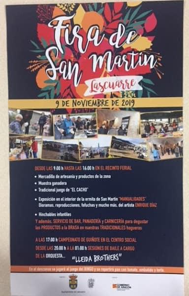 Fira de San Martín 2019