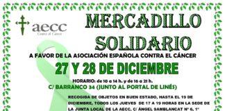 MERCADILLO SOLIDARIO 2019