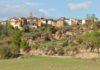 Vista general de Secastilla, una de las localidades afectadas (Foto: Angel Gayúbar)