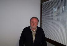 José Franch, alcalde de Torre la Ribera y anfitrión del encuentro (Foto: Angel Gayúbar)