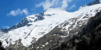 El entorno del Aneto, en la imagen, centra una de las propuestas (Foto: Jorge Mayoral)