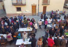 Aspecto que presentaba la Plaza de Torres durante la judiada (Foto: Angel Gayúbar)