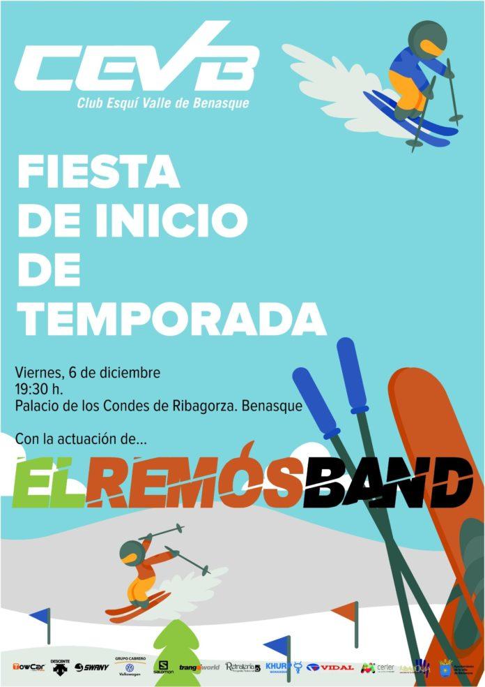 Fiesta de inicio de la temporada en Benasque y Cerler