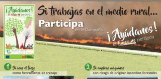 Cartel de la charla a los agricultores que se va a impartir en Graus