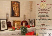 La Puebla de Castro Cartel de la conferencia de Eliseo Serrano