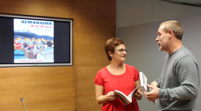 Presentacióndel Almanaque 2020 (Foto: DPH)