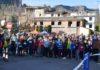 Participantes en la Carrera de la Constitución a punto de tomar la salida (Foto: Angel Gayúbar)
