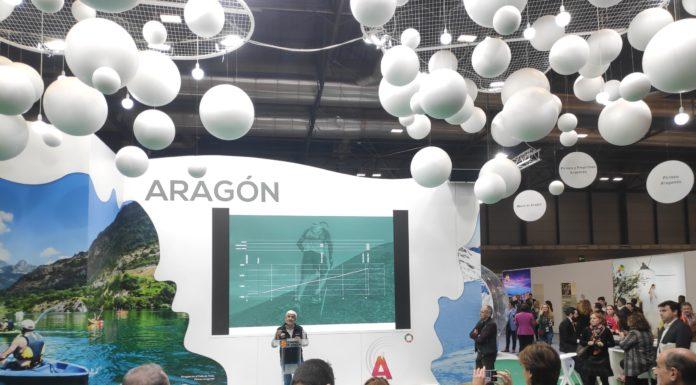 Manolo Bara durante su intervención en el acto de presentación del GTTAP (Foto: Servicio especial)